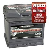 intact Premium Power PP50MF Autobatterie 12V 50Ah Testsieger GTÜ 2014