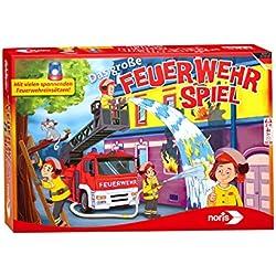 Noris Spiele 606011631 - Das große Feuerwehr Spiel