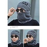REXA Sombrero Térmico de Invierno para Hombre Thinsulate Thermal Heat Thermal Inulated Hat Black,Amarillo,Todo el código