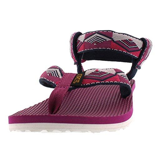 Ws Sandal Teva Pyramid Outdoor Violett Femme Sandales Et Raspberry axBnB6