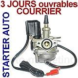 CARBURATEUR STARTER AUTOMATIQUE pour HONDA X8R 50 S R X 98-03 AF49 AF37 AF32