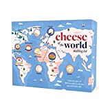 Cheese of The World Making Kit - Thermometer Included - Make Your own