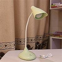 KPqm Table Lamp Led Desk Lamp Lampara De Mesa Lampara De Escritorio Led Touch On/off Switch 3 Modes Adjustable For Reading Laptop,Bronze