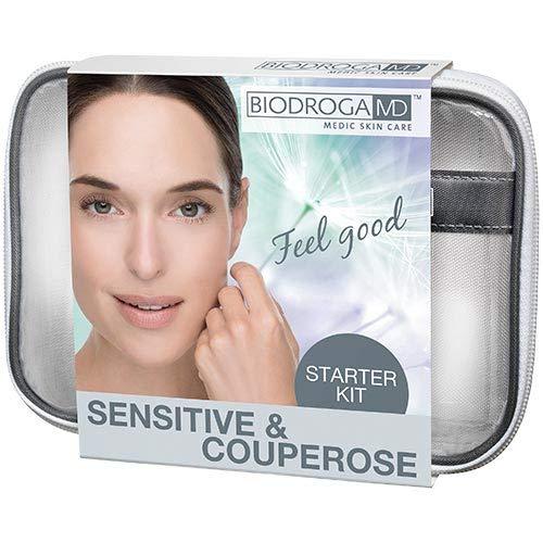 Gesichts-starter-kit (Biodroga MD Sensitive & Couperose Starter Kit Limitierte Edition)
