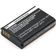 Batería para Garmin VIRB Garmin VIRB Elite, Montana 600 / 650, Monterra, Alpha 100 (2200mAh) 010-11654-03