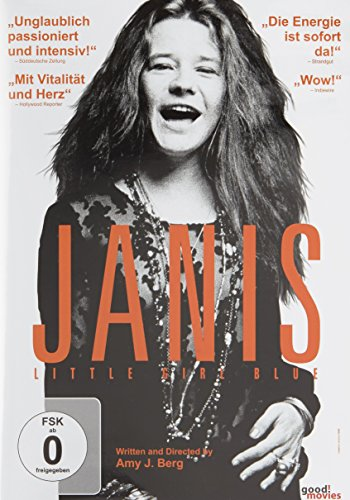 Janis: Little Girl Blue (OmU) [Standard Edition]