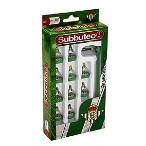 Eleven Force Balompié Subbuteo Teambox Real Betis (81939), Multicolor, Ninguna