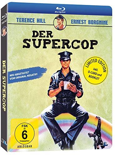 Der Supercop - O-Card Version (Exklusiv bei Amazon.de) [Blu-ray] [Limited Edition]