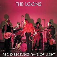 Red Dissolving Rays of Light [Vinilo]