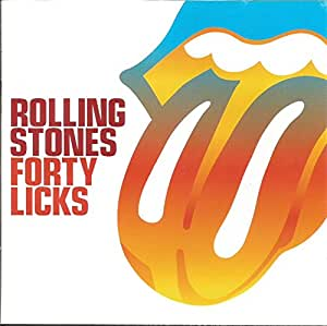 Forty Licks The Rolling Stones Amazon De Musik