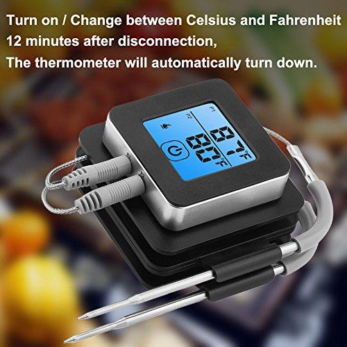 Zoom IMG-1 actopp termometro cucina con doppia