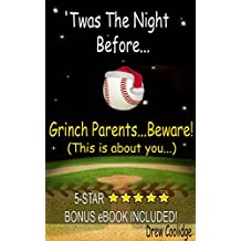 Inspirational Parenting: 'TWAS THE NIGHT BEFORE... (Baseball Books) (English Edition)