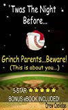 Image de Inspirational Parenting: 'TWAS THE NIGHT BEFORE... (Baseball Books) (English Edi