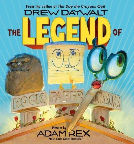 The Legend of Rock, Paper, Scissors