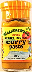Walkerswood Spicy West Indian Curry Paste 190g