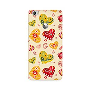TAZindia Printed Hard Back Case Cover For Le Eco Letv 1s