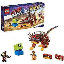 LEGO Movie 2 Ultrakatty e Lucy guerriera Gioco per Bambini, Colore Vari, 70827