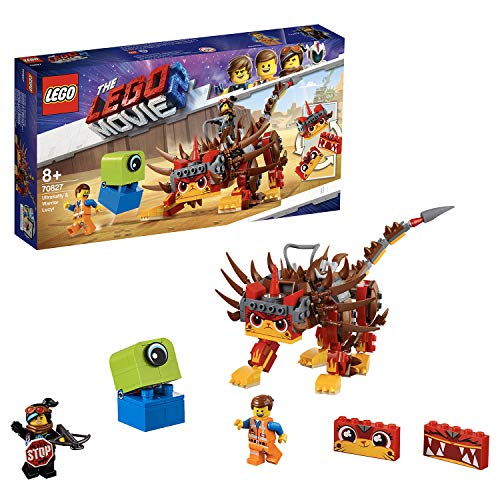 LEGO 70827 THE LEGO MOVIE 2 Ultrakatty and Warrior Lucy Building Set, Fun Construction Toy for Kids Best Price and Cheapest