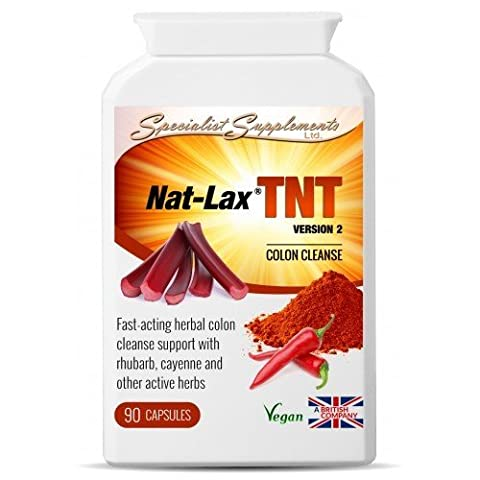 Nat-Lax TNT Version 2: Colon Cleanset (90 Capsules)