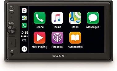 Sony XAV-AX1000 Media Receiver (6,2 Zoll, mit Bluetooth und Apple CarPlay)