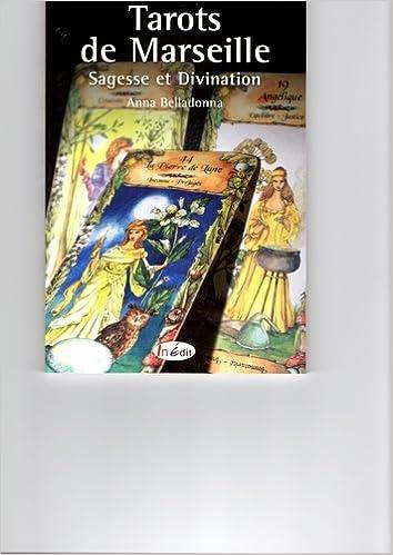 Lire Tarots de Marseille sagesse et divination pdf