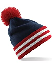 Beechfield Varsity - Bonnet tricoté - Homme