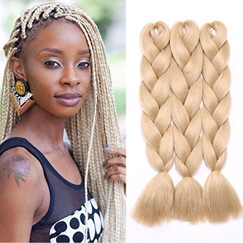 3 extension per capelli acconciate treccia in capelli