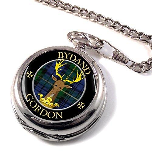 gordon-scottish-clan-crest-pocket-watch