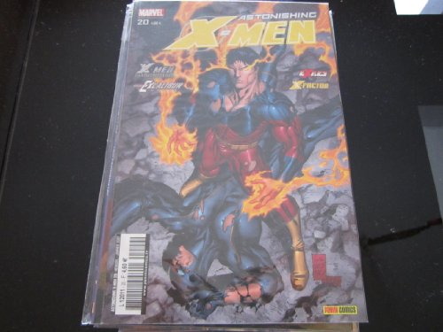 ASTONISHING X-MEN N° 20 (2007) comics vf