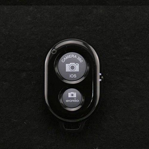 OnlineBestDigital - ASHUTB-10m mini camera self-timer wireless bluetooth  remote shutter for IOS Android camera 360 iphone5 5S ipad Galaxy S5 S4 Note
