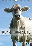 Kuhle Kühe 2018 (Wandkalender 2018 DIN A4 hoch): Monat für Monat begleiten uns Kühe durch das Jahr (Planer, 14 Seiten ) (CALVENDO Tiere) [Kalender] [Apr 01, 2017] Dietsch, Monika