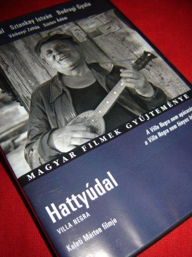 Hatty?dal / Villa Negra / Region 2 - Hungarian Film / Magyar Filmek Gyujtem?nye 10. by P?ger Antal