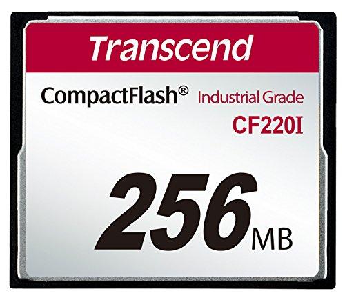 Transcend 256MB CF Memoria Flash 0