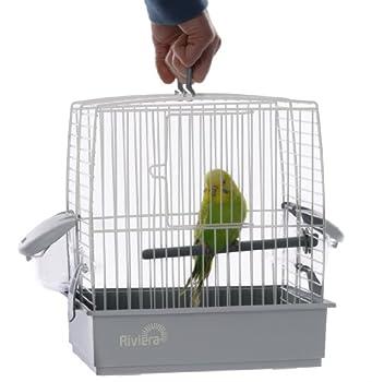 Riviera Ice Cage de transport pour oiseaux