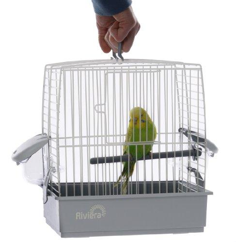 Riviera Ice Transportkäfig für Vögel