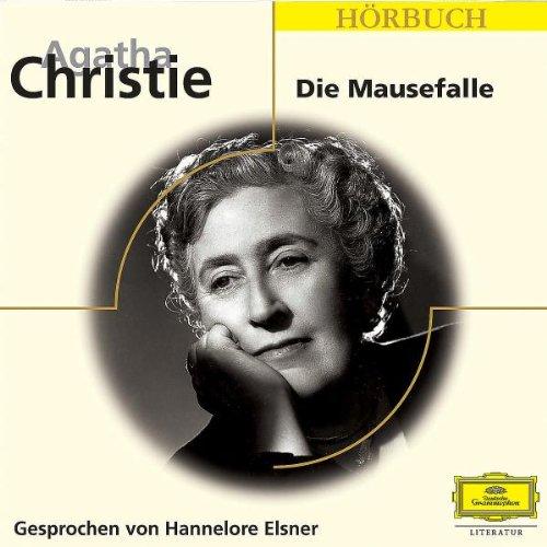 Preisvergleich Produktbild Die Mausefalle, 2 Audio-CDs