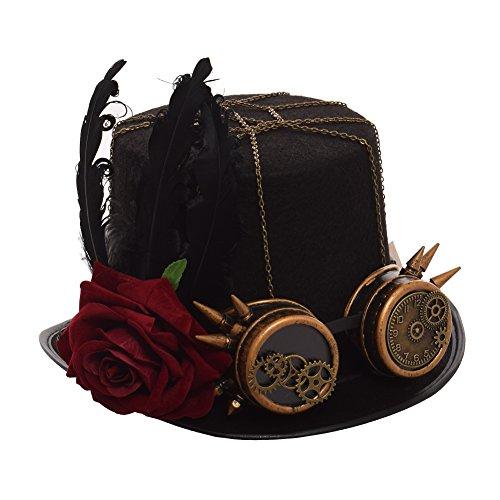 Viktorianische Hüte bei Kostumeh.de