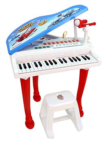 Bontempi super wings pianoforte giocattolo, 10 4069