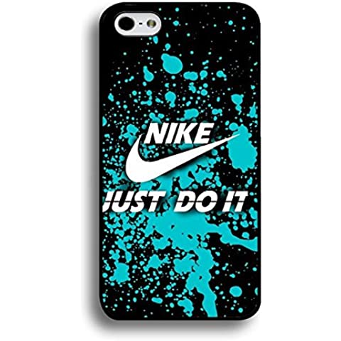 Flame Golden Nike Durable Phone Case for Iphone 6/6s