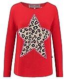 Lieblingsstück Damen Pullover BirkeL Rot (74) 36