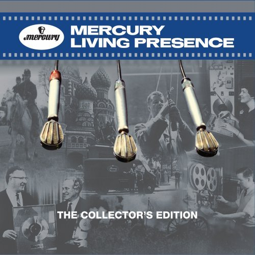 Mercury Living Presence - The Collector's Edition