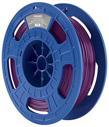 Dremel 26153D05JB Filament pour Imprimante 3D en PLA, Diamètre 1,75 mm, Violet