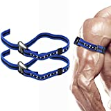 """BFR Bands® - """"Pro Slim"""" BFR Bands (Pair) - Occlusion Training Bands Designed For BFR Training"""