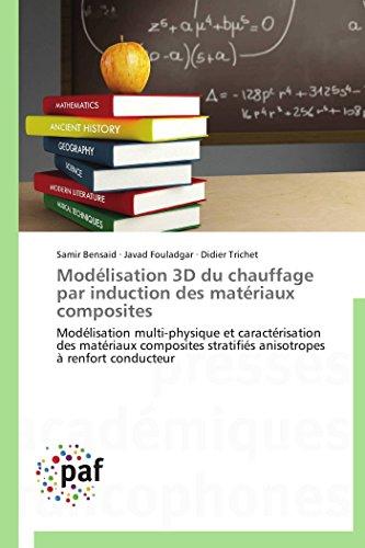 Modélisation 3d du chauffage par induction des matériaux composites par Samir Bensaid