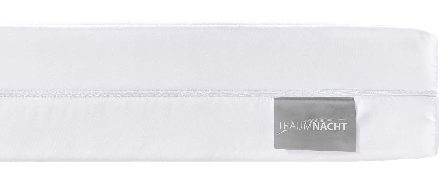 Traumnacht Easy Comfort Rollmatratze Härtegrad 2 (H2), 90 x 200 cm