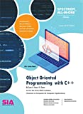 Object Oriented Programming with C++ (Common to Computers & Computer Applications) B.Com II-Year IV-Sem, As Per the (O.U) CBCS Syllabus, Latest Edition for MAY/JUNE-2019 Exams