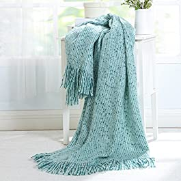 BDUK Kantenmaterial Stricken Lounge und 4. Quartal und die Decke Decken ein Sofa und Klimaanlage und Mittagsschlaf Decke