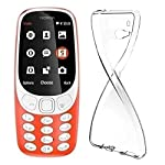 An Excellent Degree of Protection This Nokia 3310 (2017) cover is extremely easy to fit; simply slot it around the back of your phone and ensure it is firmly in place. Once fitted, the rubberized case provides an excellent degree of protection from s...