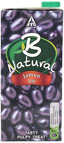 B Natural Juice - Mixed Jamun Joy, 1L Carton