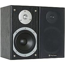 Skytronic SHFB55B - Altavoces (Mesa/estante, Speaker set unit, Alámbrico, Terminal, 20 - 20000 Hz, De 2 vías)